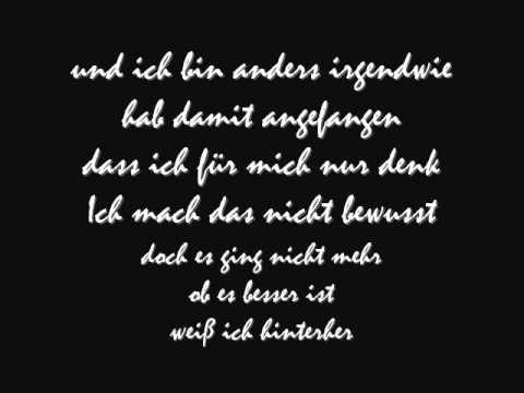 Rosenstolz - Ich bin verändert [Lyrics] ||
