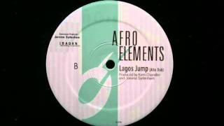 Afro Elements.Lagos Jump.Alto Dub.Ibadan..