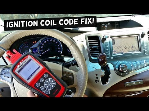 HOW TO FIX CODES P0351 P0352 P0353 P0354 P0355 P0356 P0357 P0358 IGNITION COIL PROBLEM