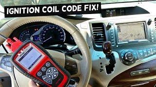 HOW TO FIX CODES P0351 P0352 P0353 P0354 P0355 P0356 P0357 P0358 IGNITION COIL PROBLEM
