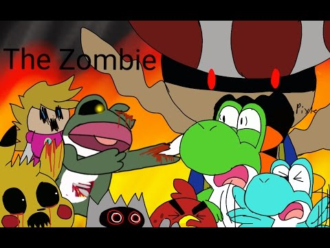 Yoshi Plush Adventures: The Zombie