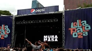 Mura Masa - All Around The World at Lollapalooza Chicago 2017
