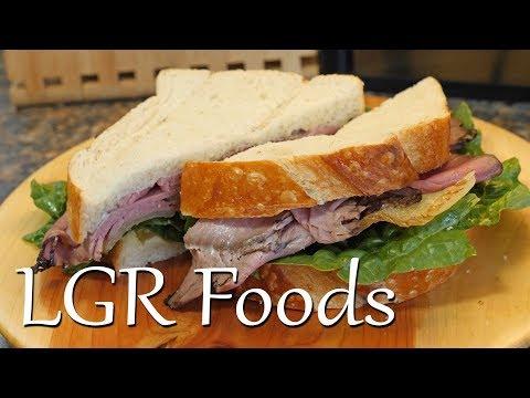 LGRwich №17 - Angus Beef & Manchego on Sourdough