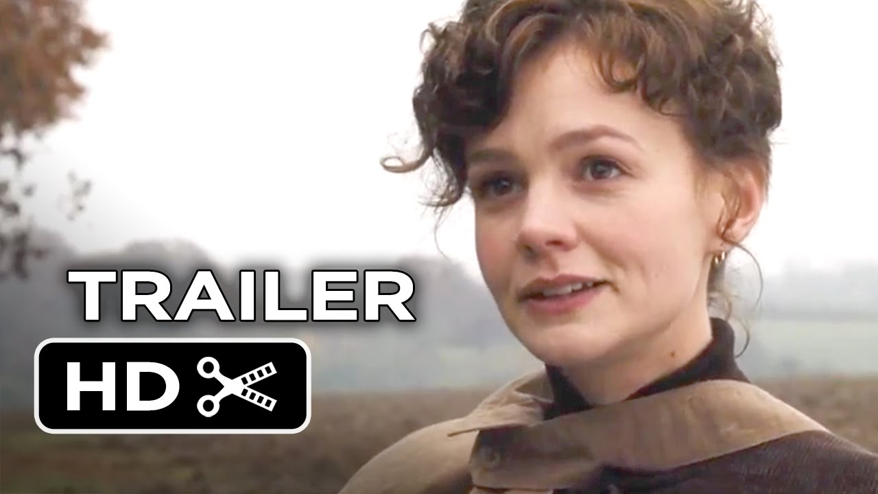 Download Far from the Madding Crowd Official Trailer #2 (2015) - Carey Mulligan Movie HD