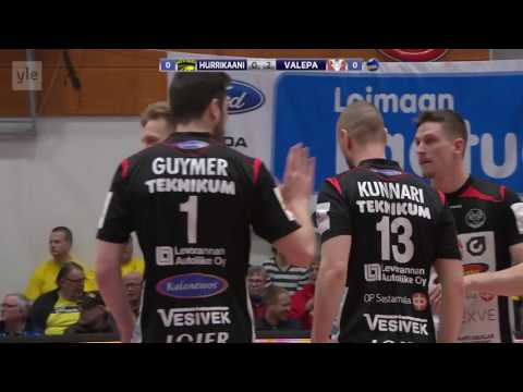 Gold Playoffs Finland- Game 3, Hurrikaani vs Valepa (1-3)