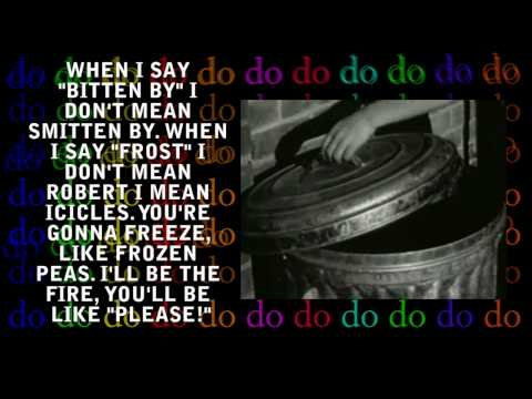 """Word Games"" Lyric Music Video (Joe Raciti)"