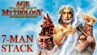CHINA NUMBA ONE (SingSing 7-Man Age Of Mythology)