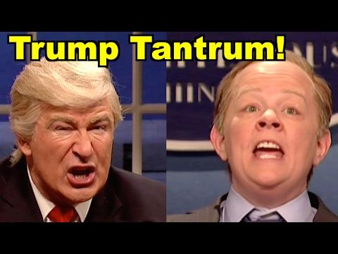 Trump's Tantrums - Melissa McCarthy, Alec Baldwin & MORE! LV Sunday LIVE Clip Roundup 198