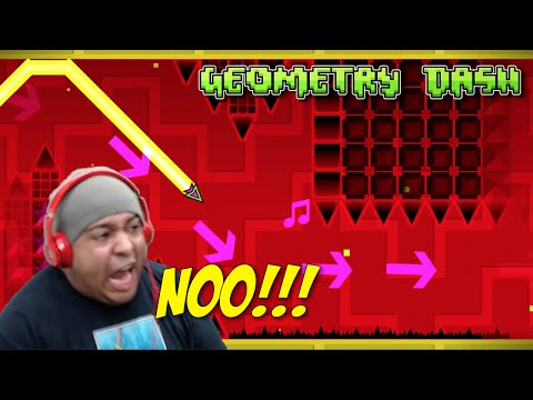 CAN'T HANDLE THIS F#%KING MUSIC!! [GEOMETRY DASH 2.0]