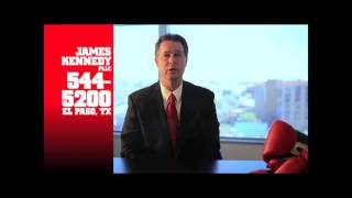 James Kennedy, P.L.L.C. Video - One tough Law Firm