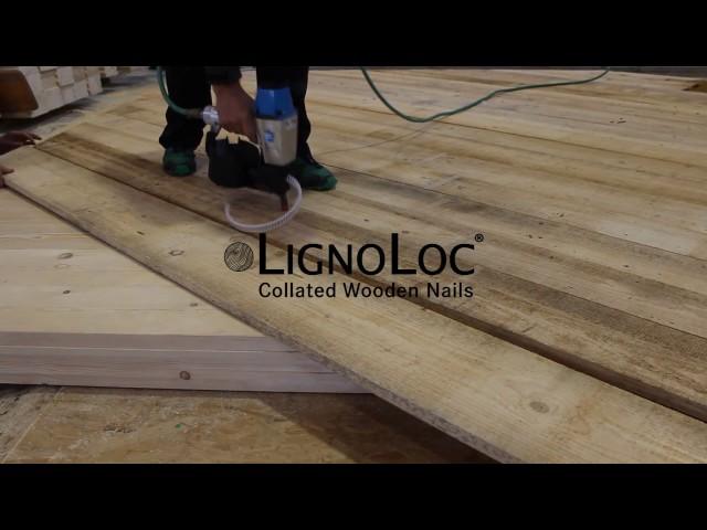 Cross-laminated timber production thumbnail