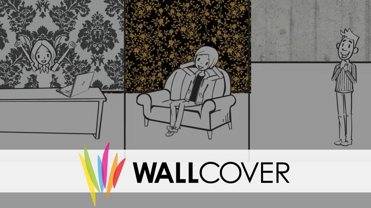 Wallcover Papier Peint acheter papier peint en ligne chez wallcover france - youtube