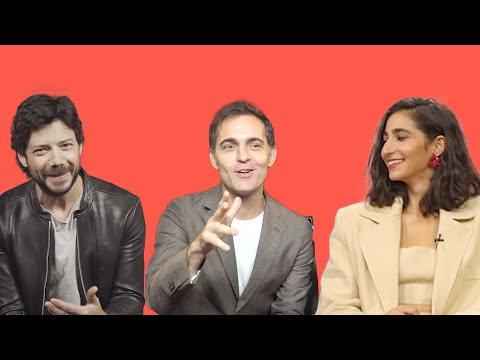the best of: La Casa De Papel Cast | Eng Subs