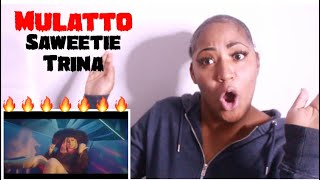 "Mulatto - ""B*tch From Da Souf"" (Remix) (Official Video REACTION) ft Saweetie & Trina"