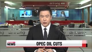 "OPEC oil cuts expected ahead of key meeting   OPEC ""원유시장 주도권 사수"" 감산 안한"