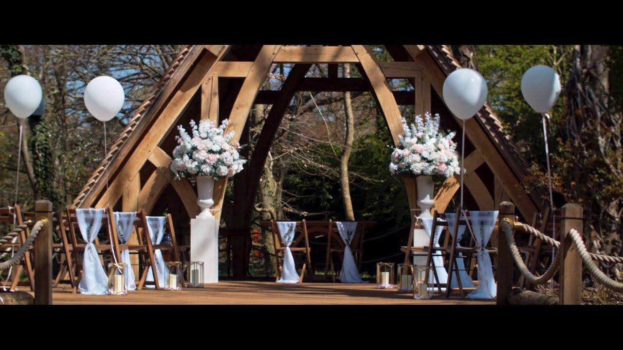 The Wedding Highlights Film of Meg & Chris | Rivervale Barn | 2021