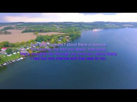 DJI Phantom 4 Marty Robbins - El Paso lyrics (Rice Lake)
