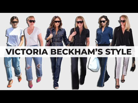 10 of the BEST Style Tips to Help You Dress More Like Victoria Beckham (Style Over 40)