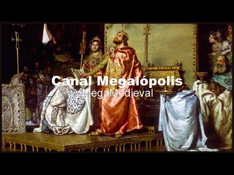HISPANIA (Reino Visigodo)
