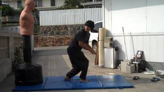 How To Do A Jumping Spinning Hook/Heel Kick