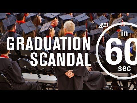 Washington, DC, graduation scandal | IN 60 SECONDS