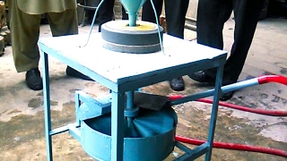 Water Mill Homemade Mechanical Engineering Projects for final year students 2017