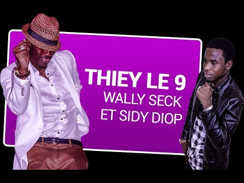 THIEY LE 9 - LIVE WALY SECK & SIDY | OKAY.AFRICA PART 2