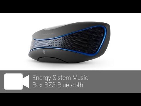 Energy Sistem Music Box BZ3 Bluetooth Review