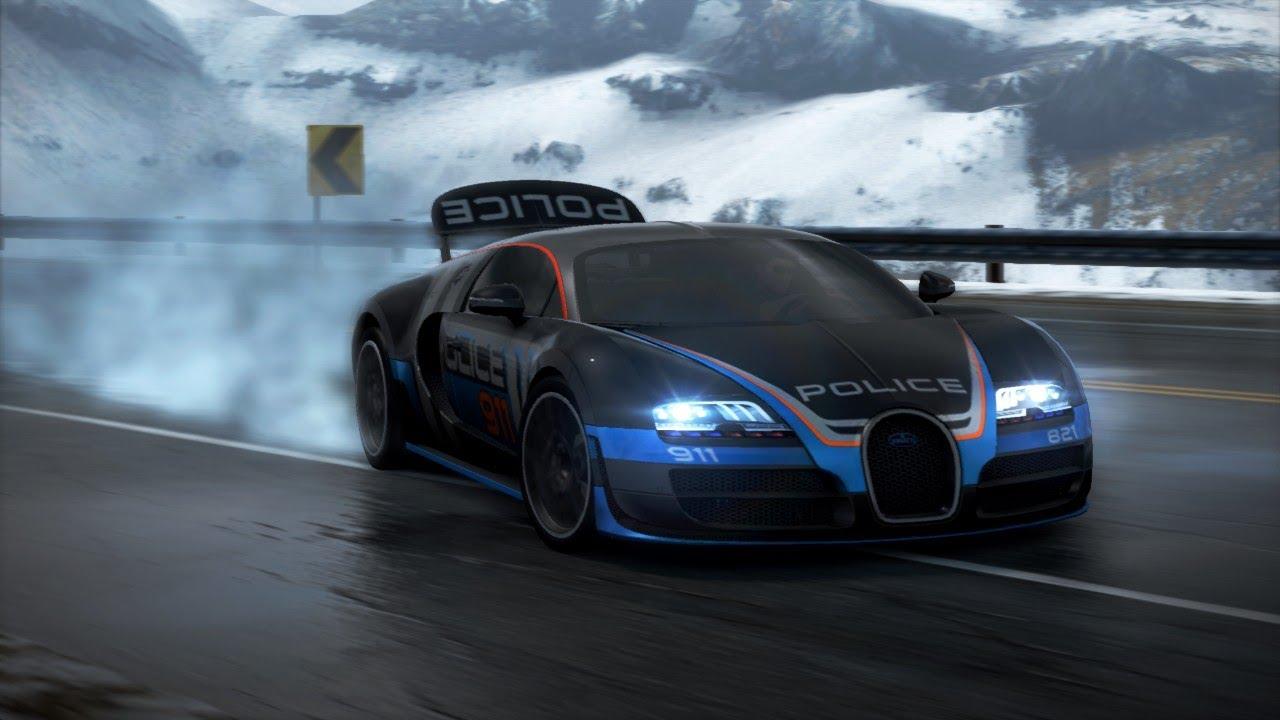 Cop Car Wallpaper Nfs World Bugatti Veyron 16 4 Cop Edition Beatbox Youtube