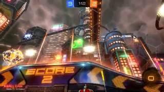 NEW NEO TOKYO MAP! - Rocket League!