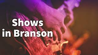 Shows in Branson
