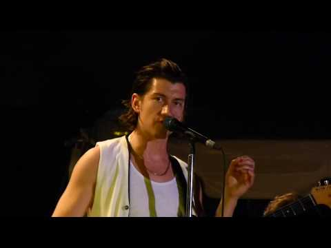 Arctic Monkeys - Crying Lightning - @Red Hat Amphitheater - Raleigh NC 16Jun2018