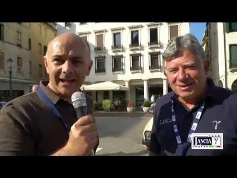 Raduno 30° Anniversario Club Lancia Gamma Italia: Intervista A CHARLES SHELTON