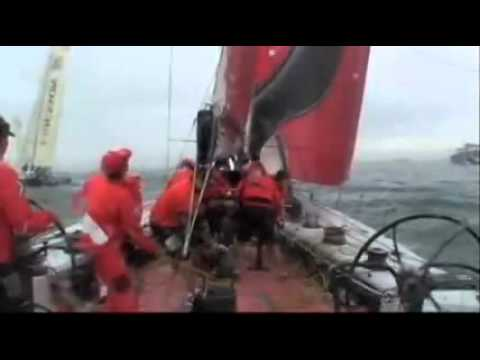 Live Boston In Port Race 2 | Volvo Ocean Race 2008-09