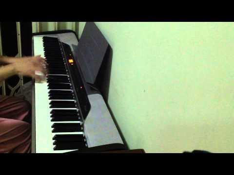 Kingdom Dance - Tangled OST piano
