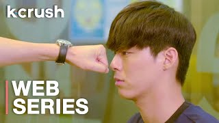 Testing this mystery man for PTSD had some unexpected consequences...| K-Drama | The Blue Sea