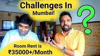 Challenges People face In Mumbai feat. Amit Peshawari | Indian Businessman