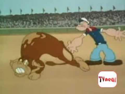 Popeye el marino - Yo como mis espinacas