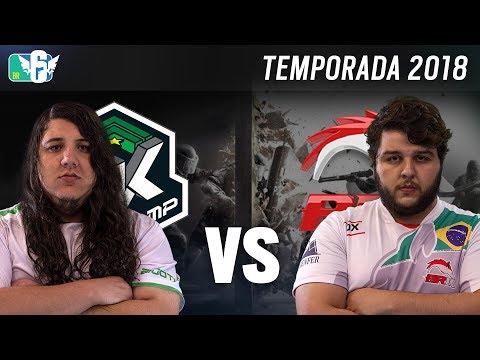 [BR6] BOOTKAMP vs BRK E-SPORTS (Temporada 2018) - Rainbow Six Siege