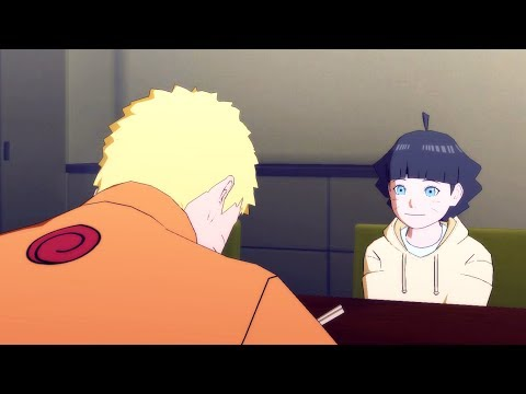 Himawari Cooks For Naruto - Hinata And Naruto Remembering Neji - Road To Boruto Game