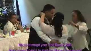 M & E's Hawaiian Wedding Movie-the Reception