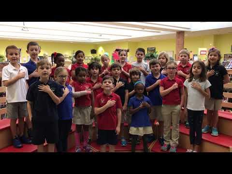 Marsh Pointe Elementary School Pledge February 2019