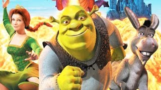 Shrek The Third All Cutscenes | Full Game Movie (X360, Wii, PS2, PC, PSP)