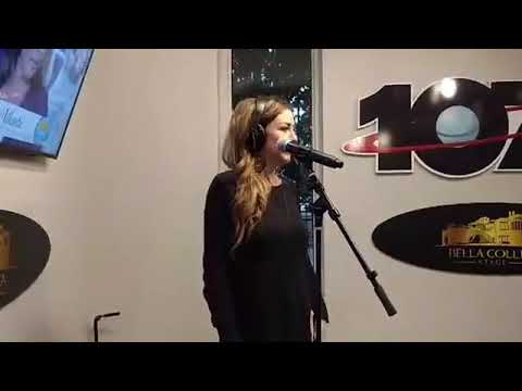 AB Hill s Julia Michaels Issues on 1075kzl Local Talent Tuesday
