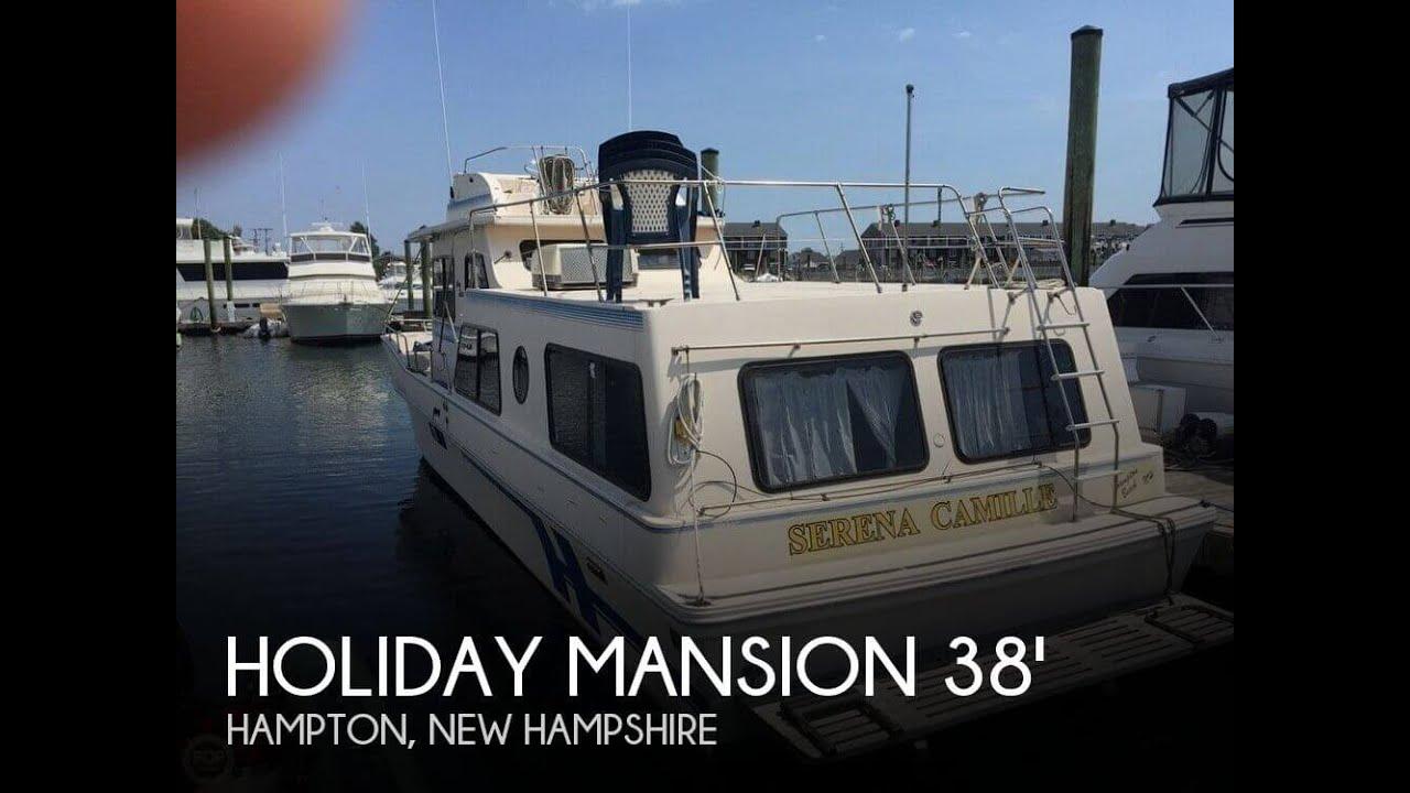 [SOLD] Used 1989 Holiday Mansion Coastal Barracuda 38 in Hampton, New  Hampshire