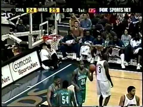 Michael Jordan 51 Pts Vs Hornets 38 Years Old 2001 Youtube