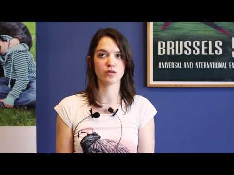 Interview mit einer deutschen Studentin (Pharmazie) über das Studium an der VUB