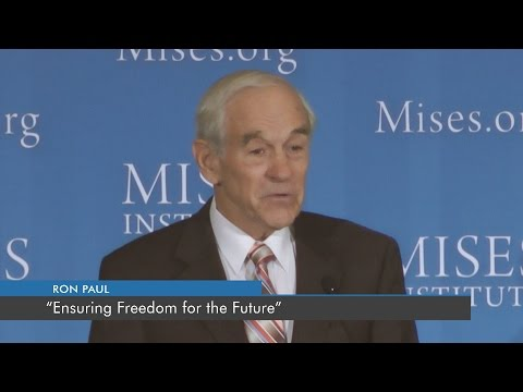 Ensuring Freedom for the Future | Ron Paul