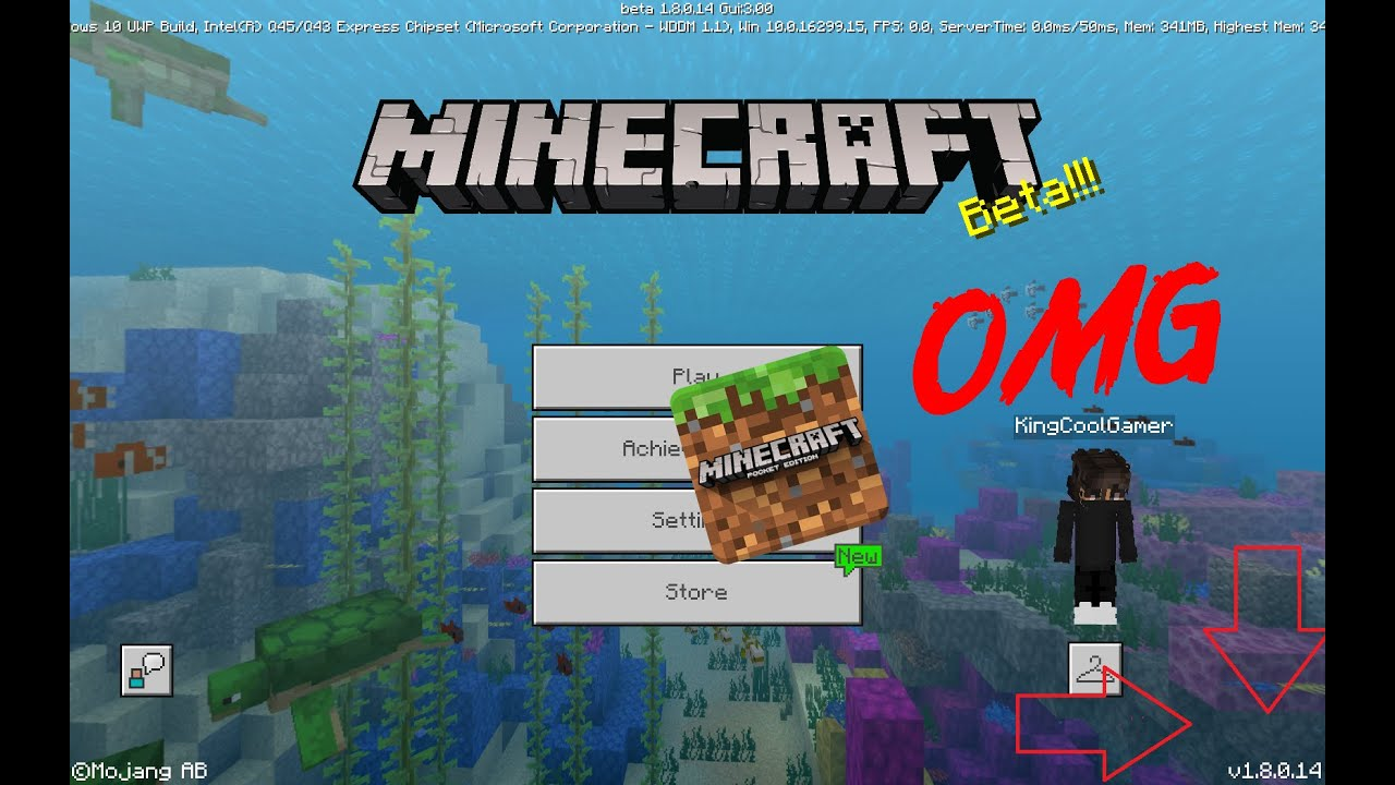 HOW TO UPDATE MINECRAFT WINDOWS 11 EDITION TO LATEST BETA