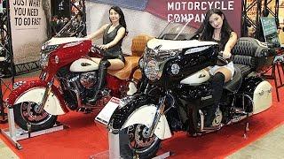第44回東京モーターサイクルショー=過去最多155の企業・団体が出展、592台披露